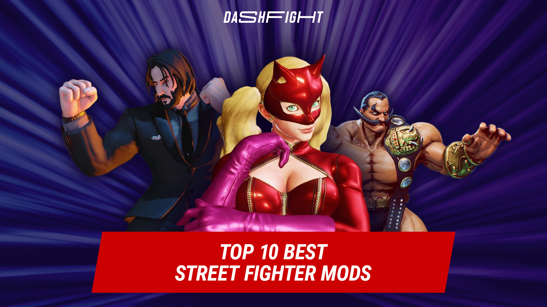 Top 10 Street Fighter 5 Mods Worth Downloading
