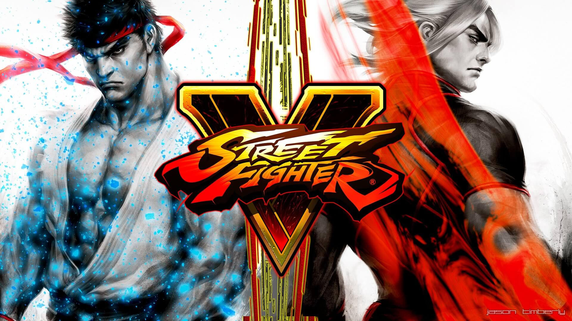 Street Fighter V Summer Update. Watch now!