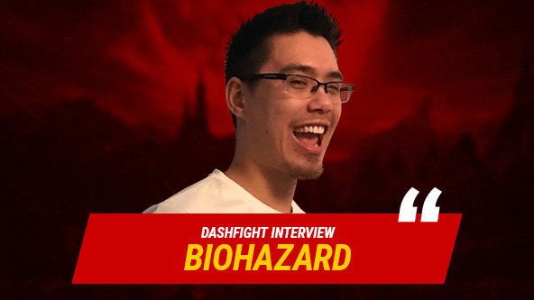 "DashFight Interview: Matthew ""Biohazard"" Commandeur"