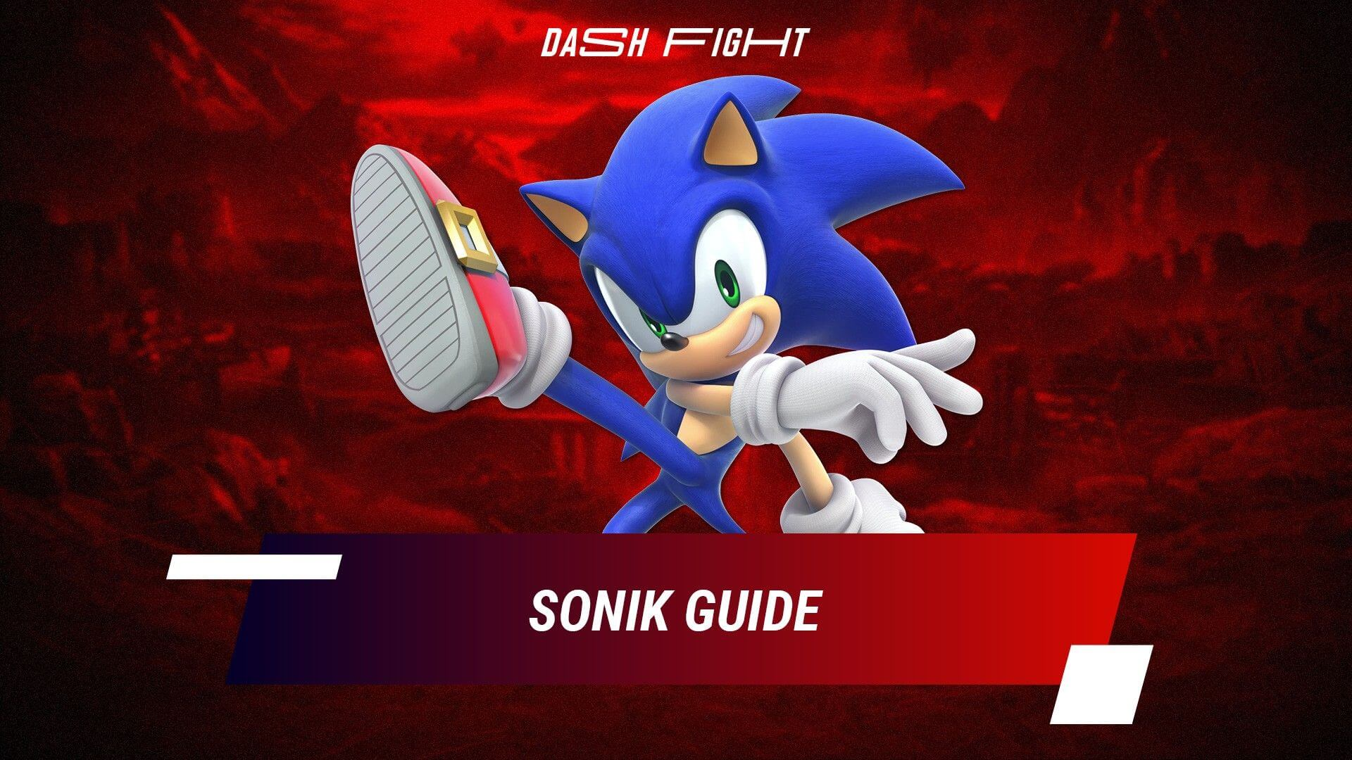 Smash Ultimate: Sonic Guide - Combos and Move List