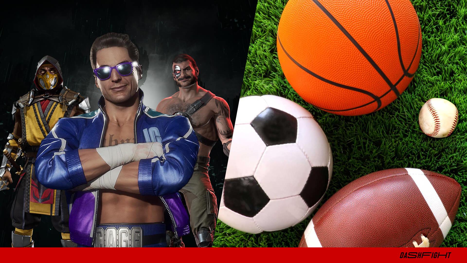 Esports compared with tradicional sports