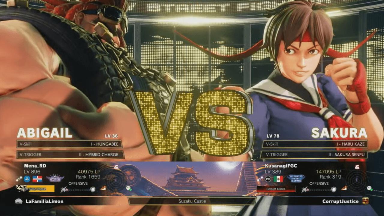 MenaRD wins Capcom Pro Tour Central America 2