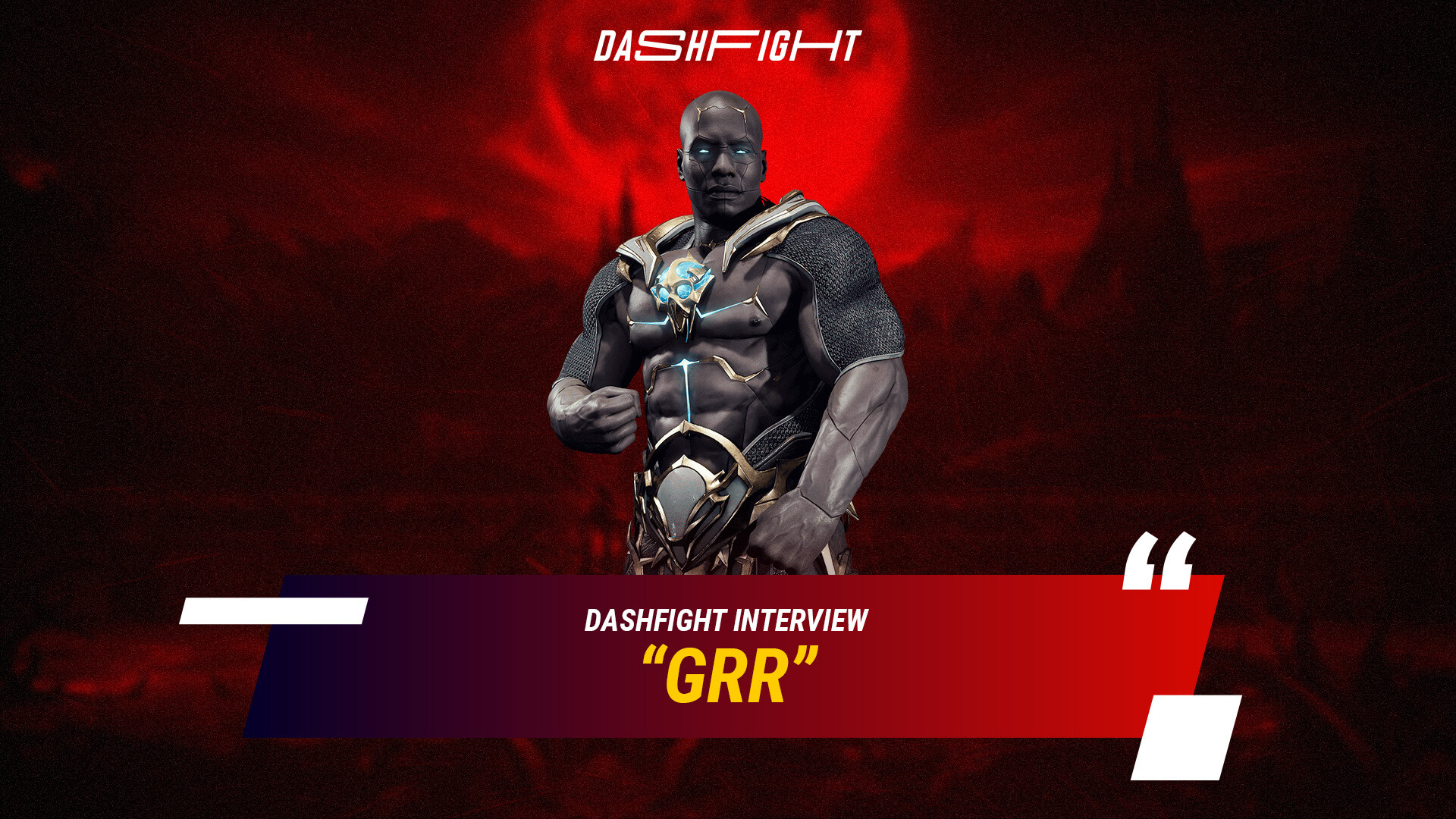 """DF Interview: MK11 World of George """"Grr"""" Foulkes"""
