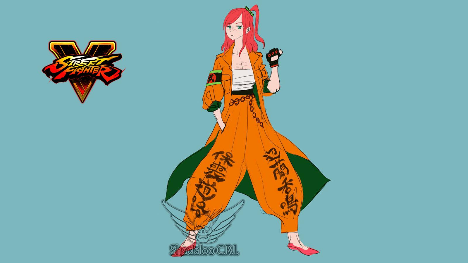 Capcom Shares a New Concept Art - Rose's Costume