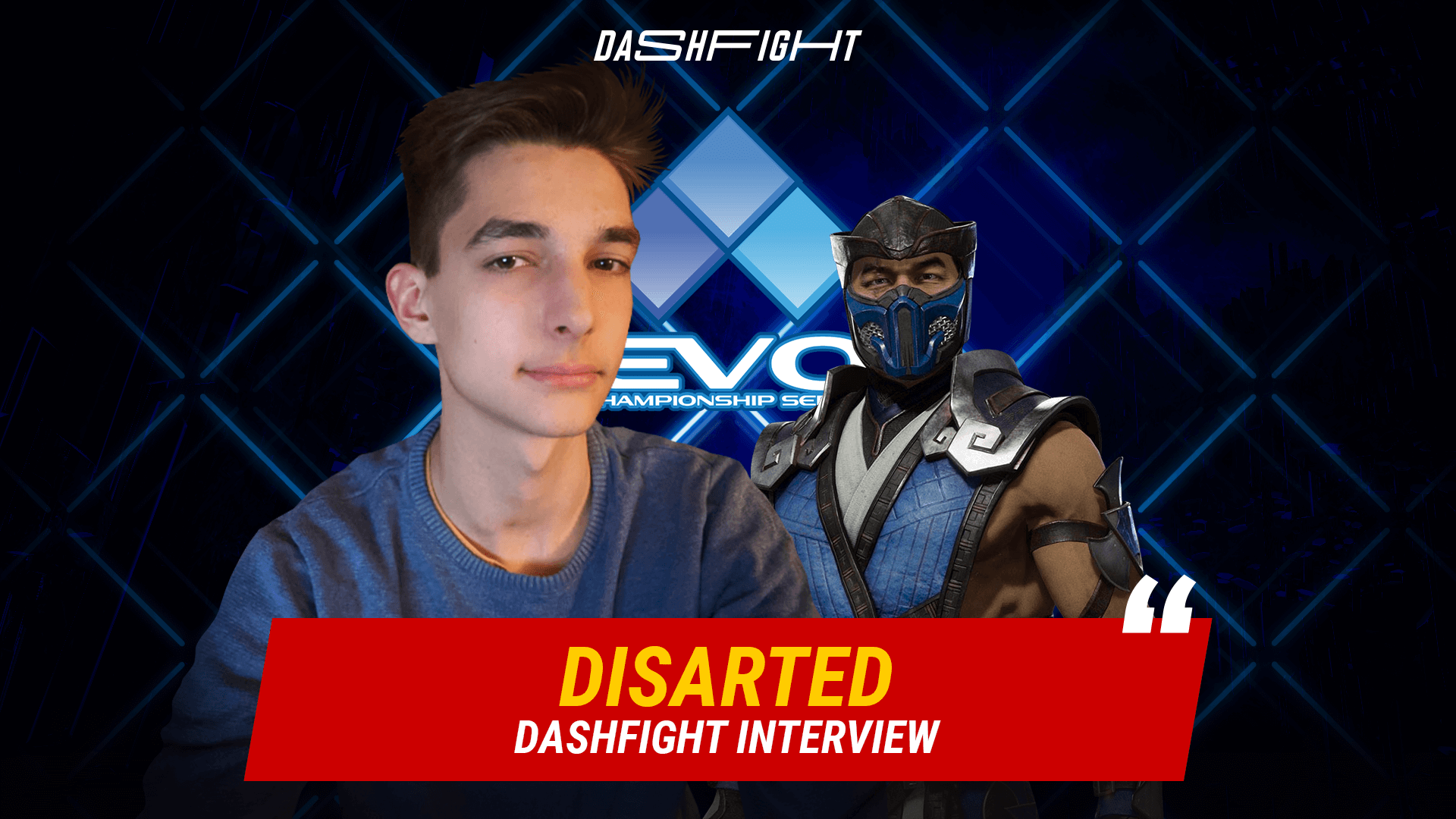 """""""I Actually Thought I was Going to Lose!"""": Evo 2021 Winner Disarted"""