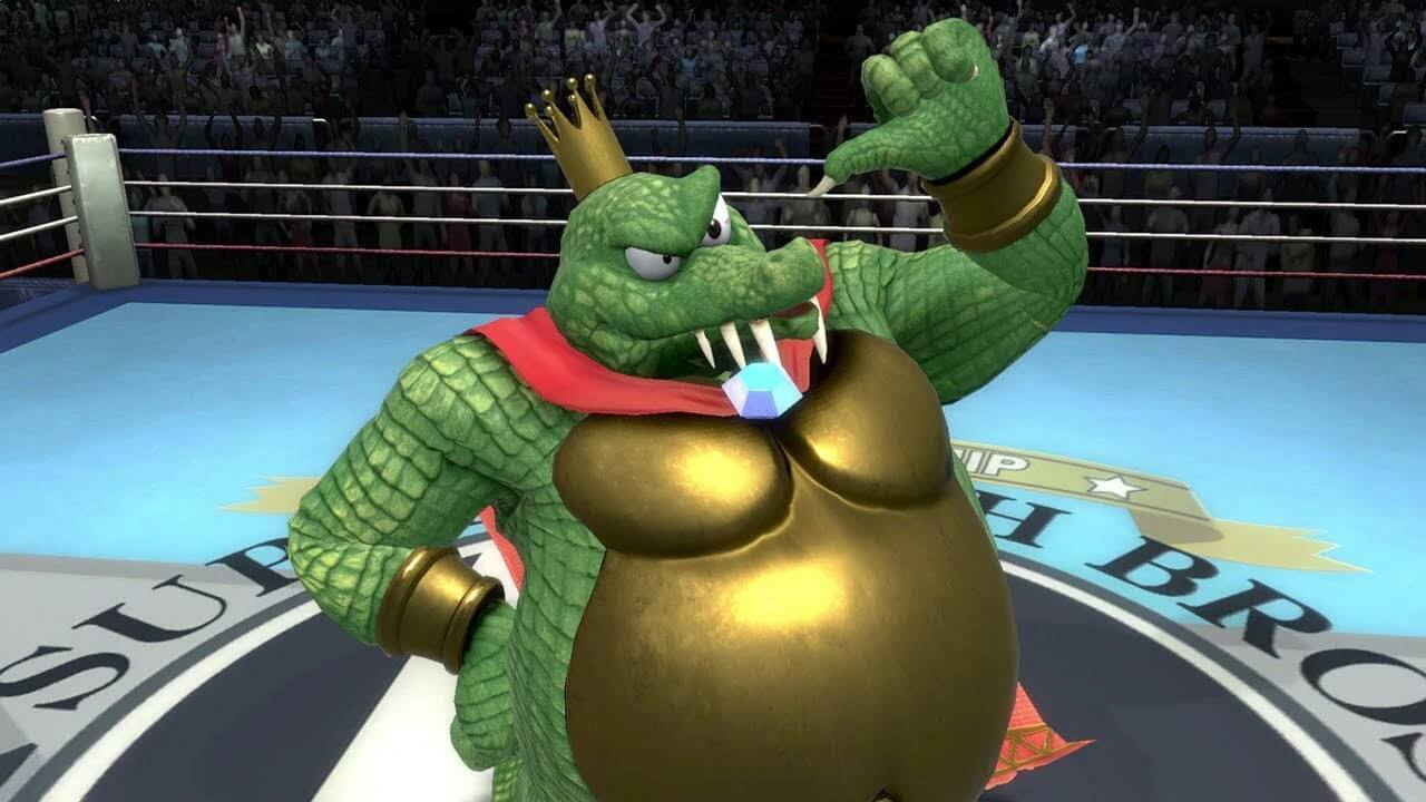King K. Rool Boxer