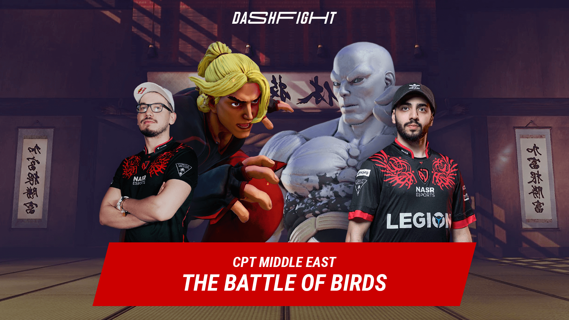 CPT Middle East 1: the Battle of Birds