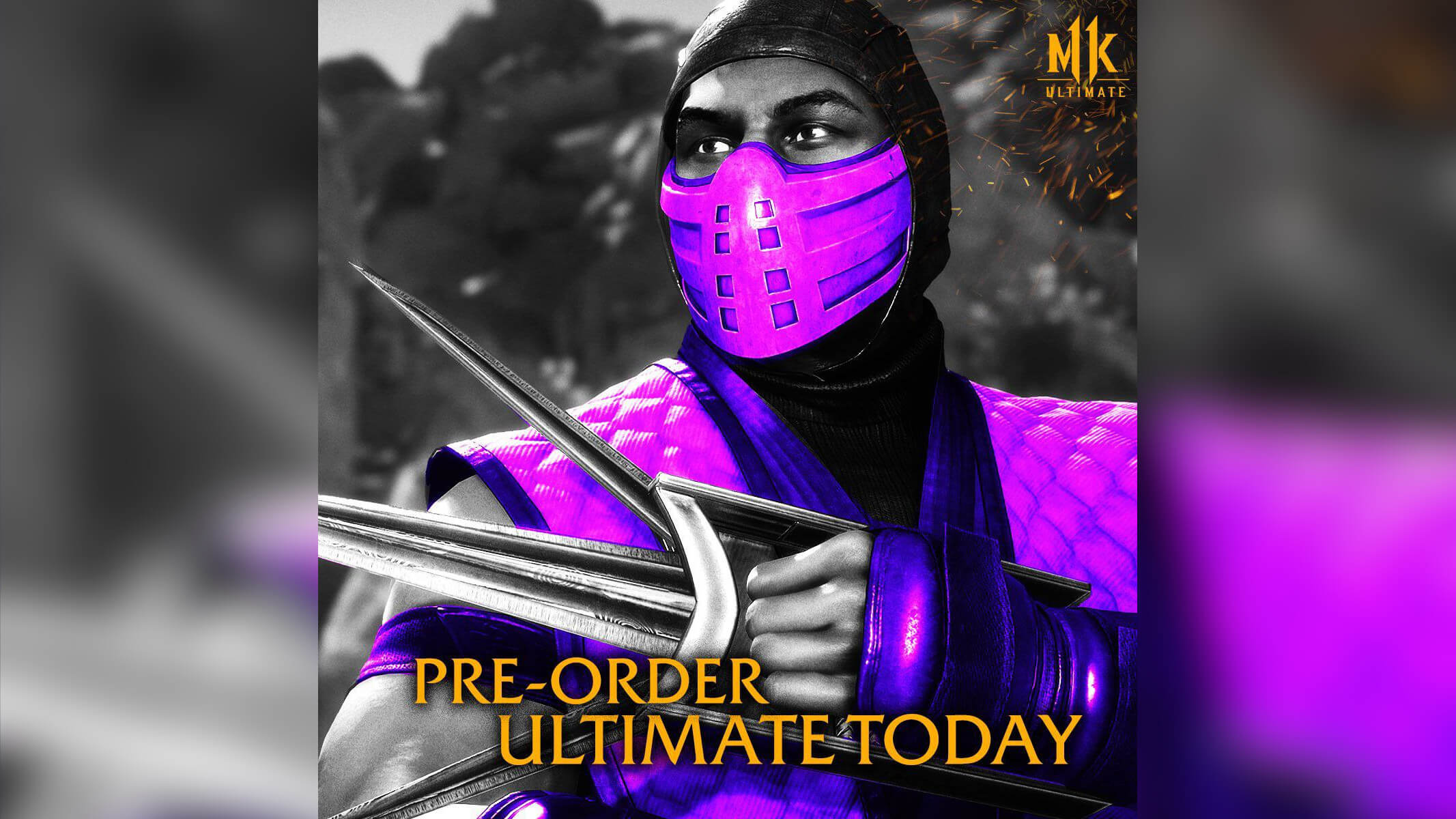 Classic skin for MK11's Rain announced