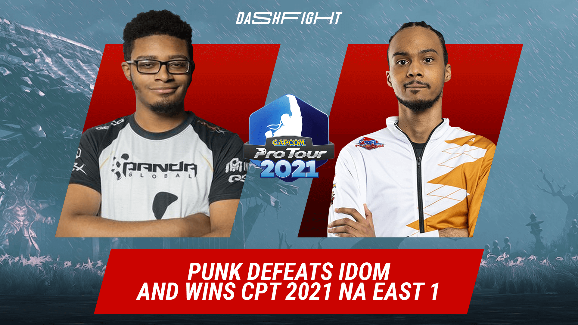 Punk defeats iDom and wins CPT 2021 NA East 1
