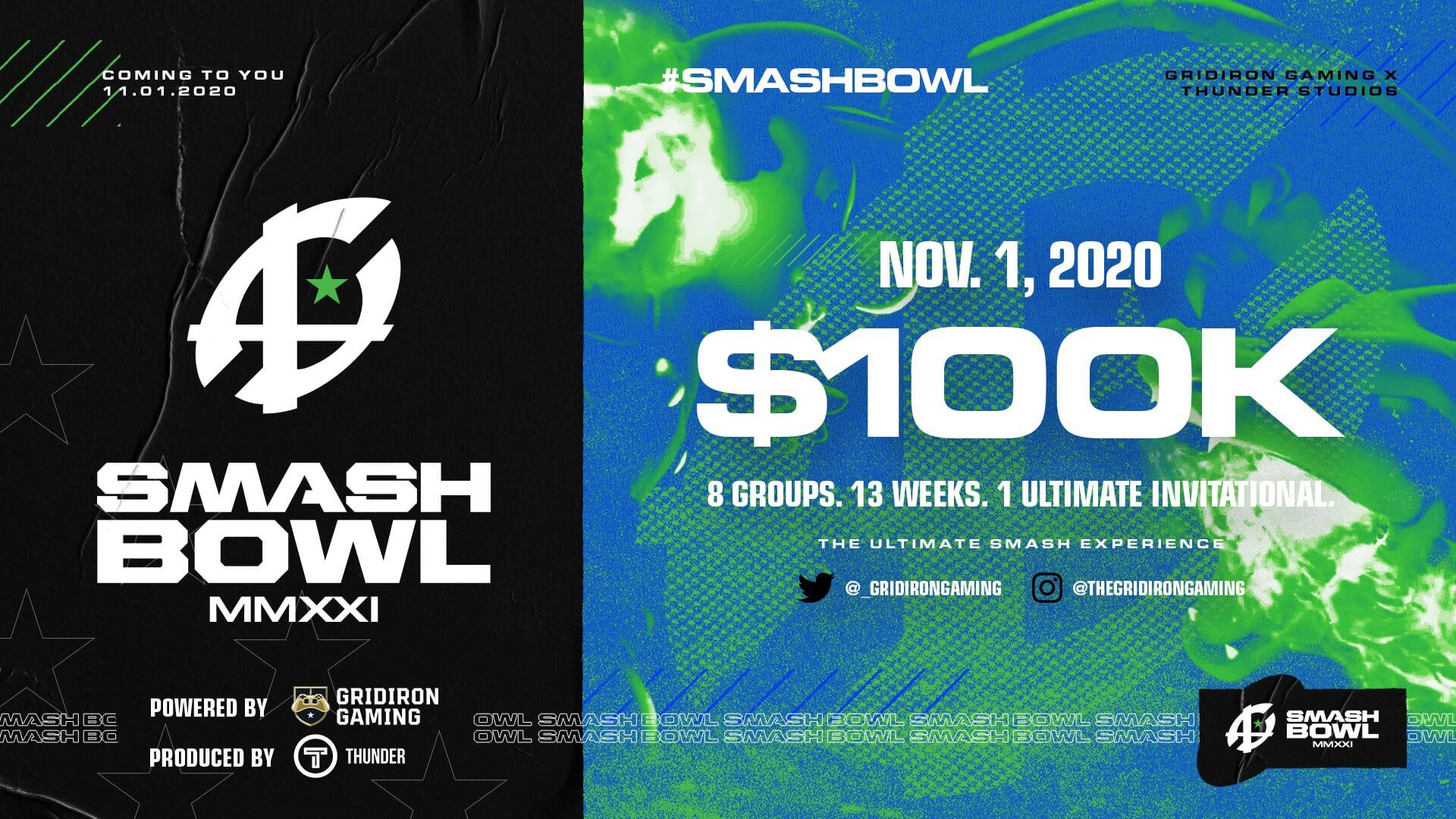 Smash Bowl MMXXI brings a new type of competition to SSBU