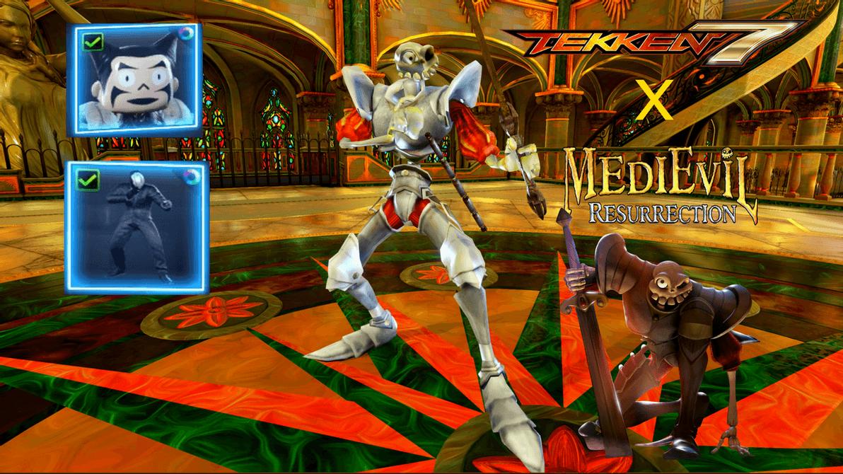 Daniel Yoshimitsu - Tekken 7 game mod